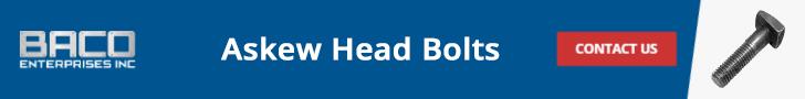 Askew Head Bolts Banner 728x90