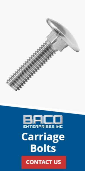 Carriage Bolts Banner 300x600