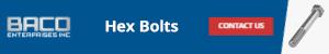Hex Bolts Banner 300x50