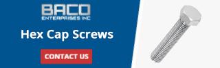 Hex Cap Screws Banner 320x210