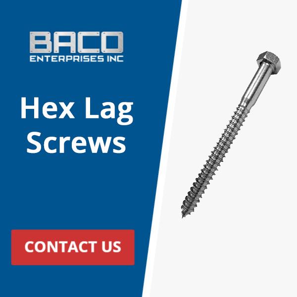 Hex Lag Screws Banner 250x250
