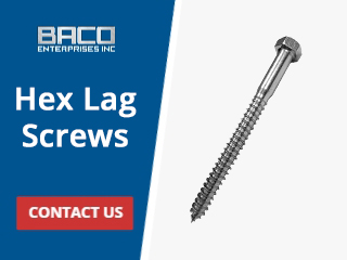 Hex Lag Screws Banner 320x240