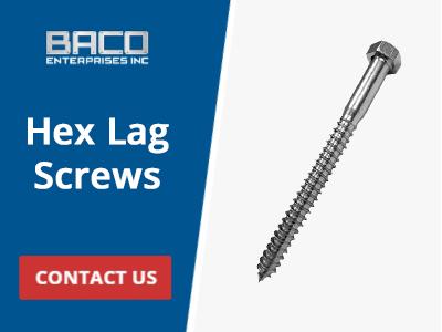 Hex Lag Screws Banner 400x300