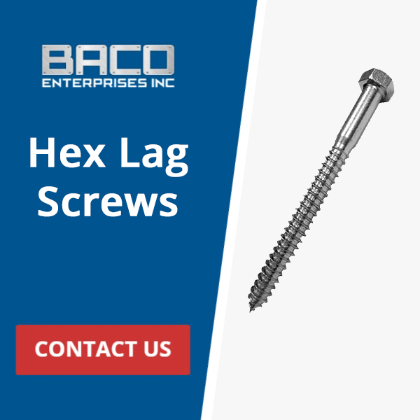 Hex Lag Screws Banner 600x600