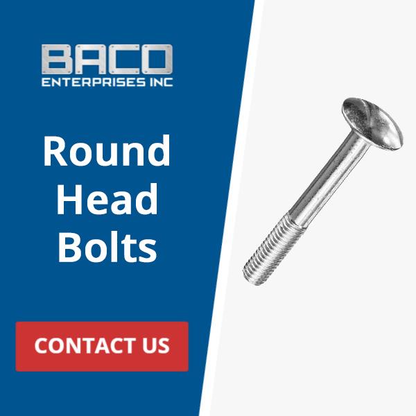Round Head Bolts Banner 250x250
