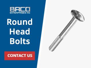 Round Head Bolts Banner 320x240