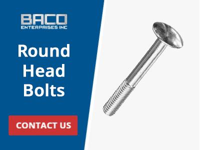 Round Head Bolts Banner 400x300