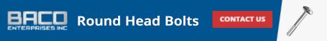 Round Head Bolts Banner 468x60
