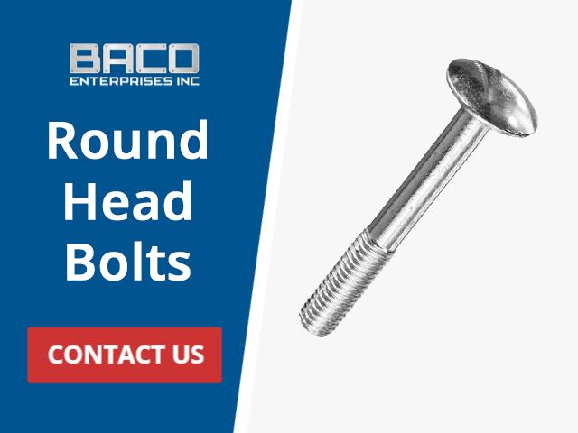 Round Head Bolts Banner 640x480