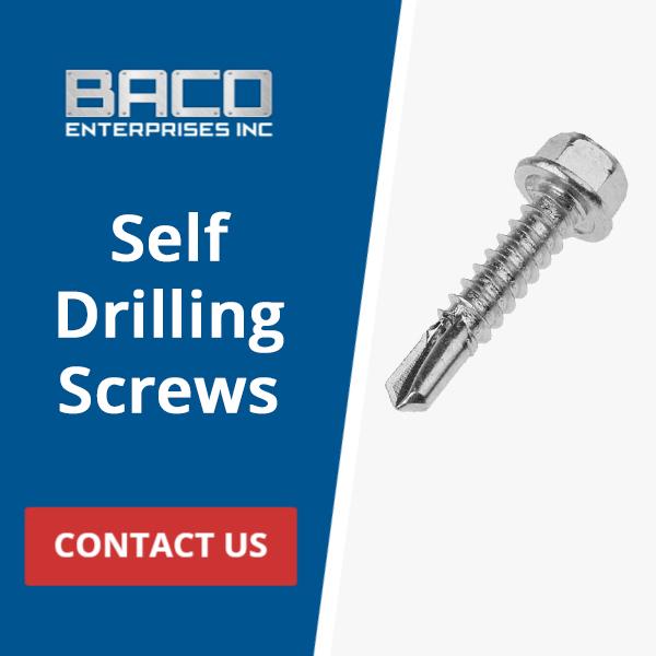 Self Drilling Screws Banner 250x250