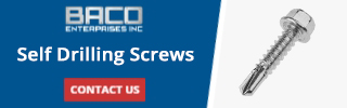 Self Drilling Screws Banner 320x210