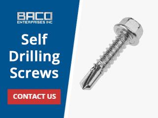 Self Drilling Screws Banner 320x240