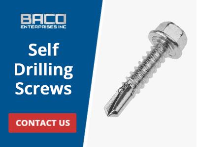 Self Drilling Screws Banner 400x300