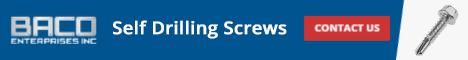 Self Drilling Screws Banner 468x60