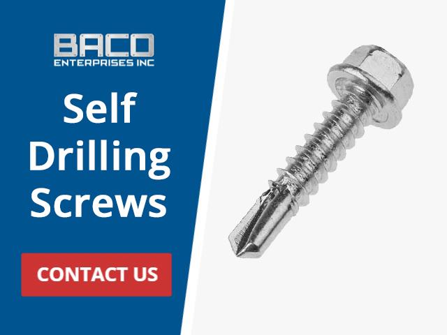 Self Drilling Screws Banner 640x480