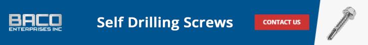 Self Drilling Screws Banner 728x90