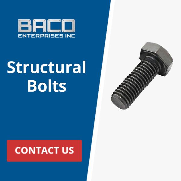 Structural Bolts Banner 250x250