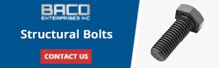 Structural Bolts Banner 320x210
