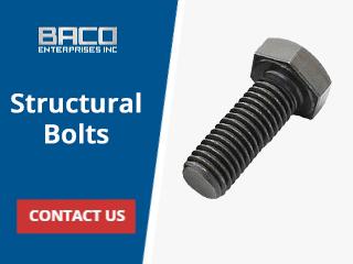 Structural Bolts Banner 320x240