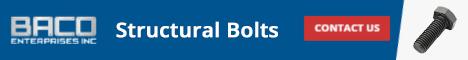 Structural Bolts Banner 468x60