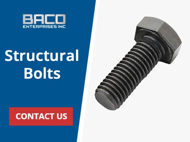 Structural Bolts Banner 640x480